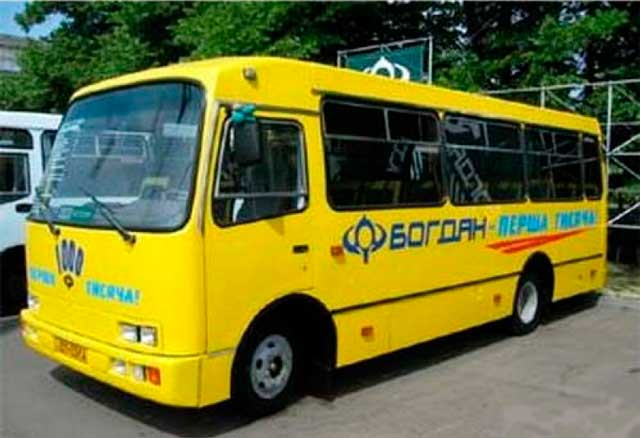У Золотоноші ще не відновили повністю автобусне сполучення після пожежі в АТП