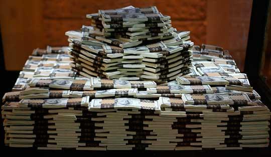 У лютому 2021 року державний та гарантований державою борг України знизився на 5,3 млрд грн
