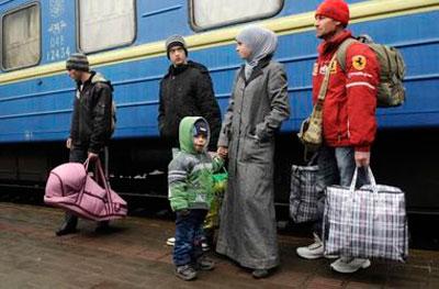 В Україні обліковано 1 466 588 внутрішньо переміщених осіб