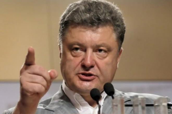 Порошенко закликав Росію закрити кордон і вивести війська