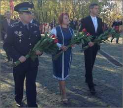 Юлій Мамчур приїхав до Чигирина – помолитися за козаків