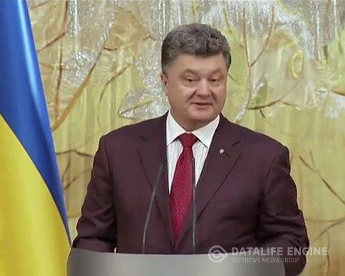 Порошенко поддержал снос Ленина в Харькове
