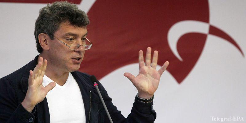 Путин вынужден закрыть проект «Новороссия», - Немцов