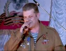 Черкаський артист дав концерт на лінії вогню