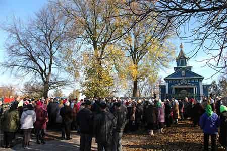 У Білозір'ї хотіли перепідпорядкувати храм Московського Патріархату