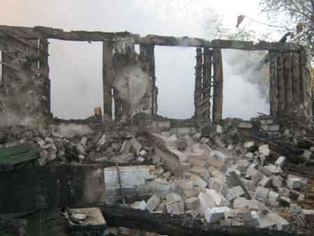 За вихідні на пожежах у Черкаській області загинуло дві особи