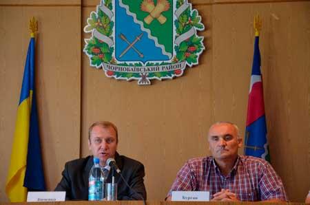 Голова Чорнобаївської РДА попередив тепловиків про відповідальність