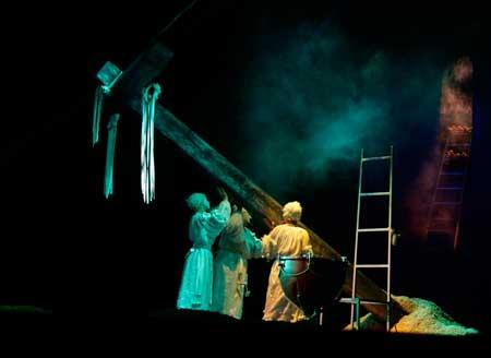 Черкаський драматичний театр зібрав майже всі нагороди міжнародного театрального фестивалю
