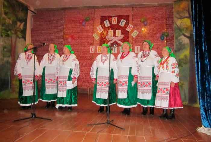 У Чорнобаї відбувся пісенний фестиваль ветеранів