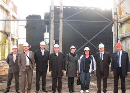 Делегація Черкаської облради вивчала в Литві енергоощадні технології