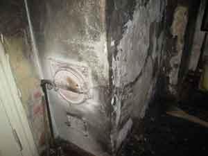 У Черкасах ліквідована пожежа в житловому будинку, збиток п'ять тисяч