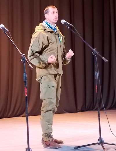 У Черкасах відбувся перший міський конкурс читців української поезії