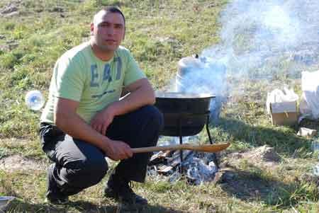 Козацький куліш від городищан визнали одним із найсмачніших