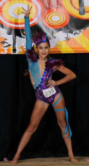 Танцівники черкаської «Вікторії» перемогли на Чемпіонаті України