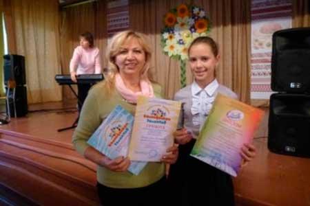 Уманська піаністка привезла нагороду з всеукраїнського фестивалю