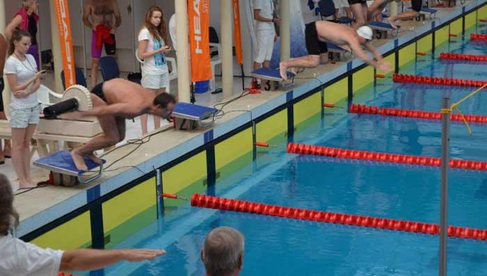 Черкащани вдало виступили на Кубку України з плавання