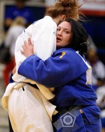 Черкащанка Анастасія Сапсай стала срібною призеркою Чемпіонату світу з дзюдо