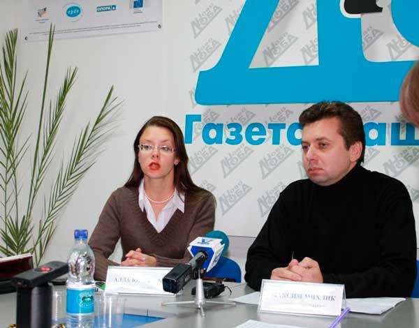 Максим Михлик: «Черкаський виборець страждає на роздвоєння особистості»