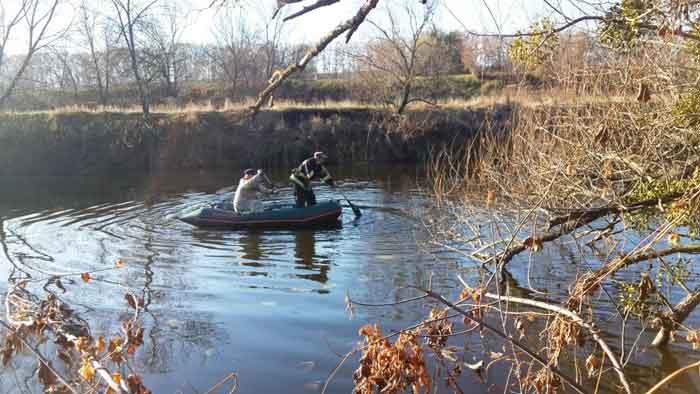 У Тальному на воді потонув чоловік