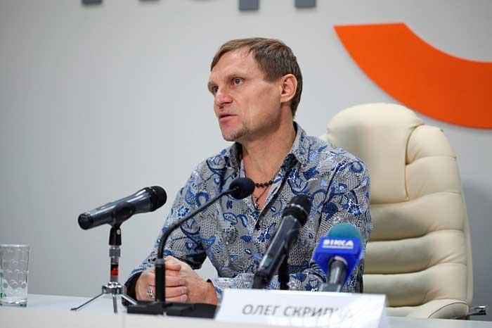 Олег Скрипка: «Крим відмер, а Схід ще можемо врятувати»