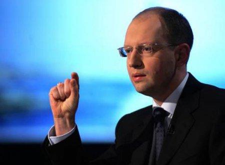 Госбюджет не получил от Донбасса 3,7 миллиарда гривен налогов – Яценюк
