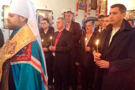 У Чигирині молились за Україну та українське козацтво