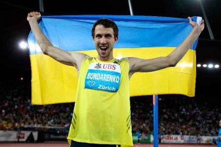 Богдан Бондаренко попал в тройку лучших легкоатлетов Европы