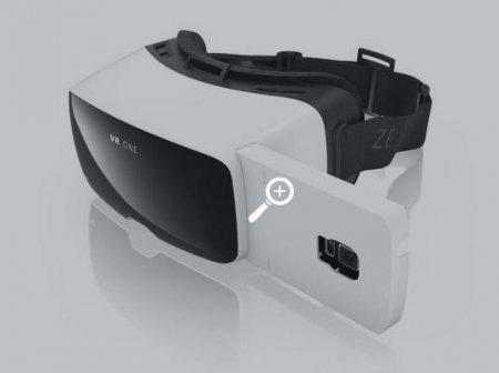 Carl Zeiss очки виртуальной реальности VR One