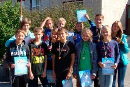 На Черкащині пройшли чемпіонат та кубок області зі спортивного орієнтування