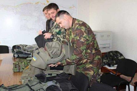 Черкаські депутати розглядали бронежилети