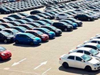 Продажи авто в Украине приблизились к антирекорду