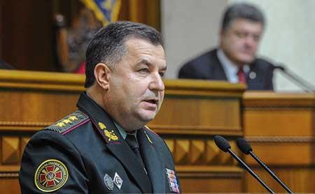 Минобороны Украины заменит военных чиновников волонтерами