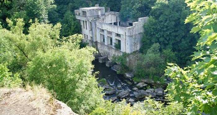 Буцька ГЕС була першою в Україні сільською гідроелектростанцією