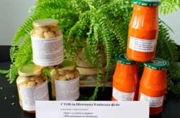 В Каневе будут производить «Шампиньоны деликатесные» и «Икру из сладкого перца»