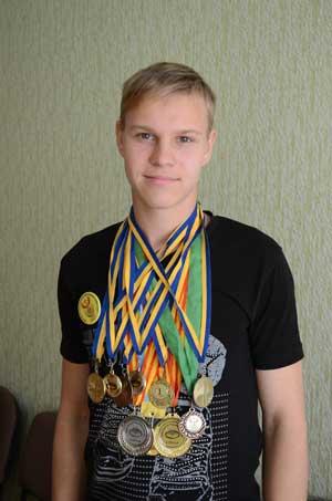 Смелянский студент стал чемпионом Украины в составе команды по регби