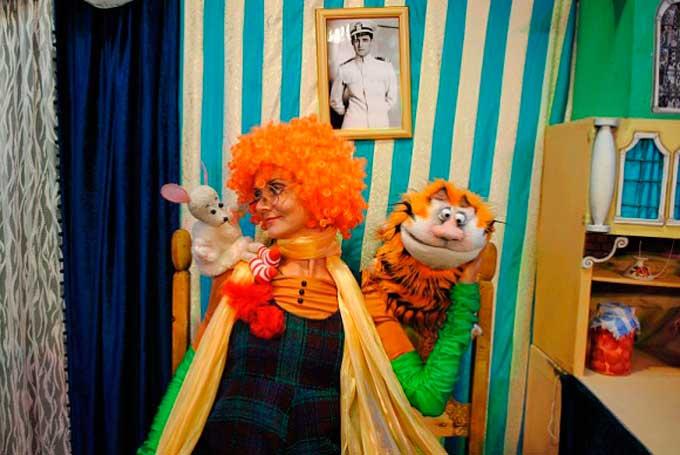 Черкаський ляльковий театр успішно виступив на фестивалі в Австрії