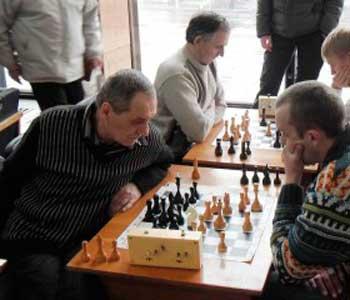 У Чигирині розпочався шаховий турнір