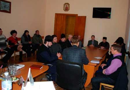 Міжконфесійний круглий стіл відбувся у Золотоноші