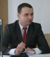Колективу прокуратури представили новопризначеного прокурора області Юрія Шеремета
