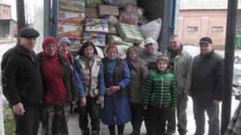 З Христинівщини продовжується відправлення гуманітарної допомоги в зону АТО