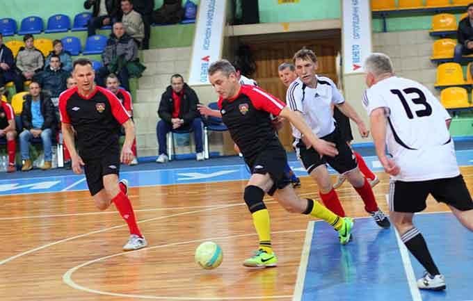 У Черкасах стартував чемпіонат України з футзалу