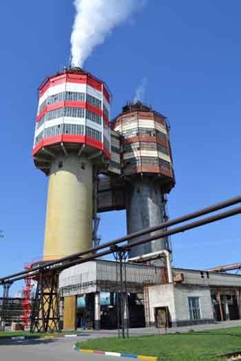 Фирташ вложится в черкасский «Азот» для экономии газа