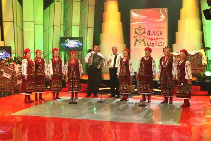 «Спадок» из села Хацки выступил на «Фольк-Musik»
