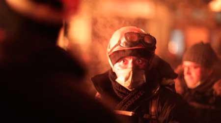 Сегодня в Черкассах покажут фильм об украинской революции