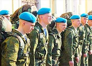 Міноборони РФ: Російські військові масово гинуть на навчаннях