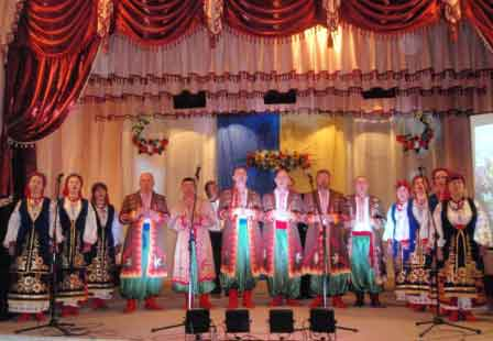 Благодійний концерт відбувся в Монастирищі