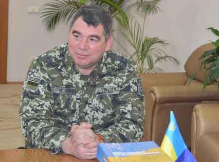 Пограничный центр в Оршанце возглавил Дмитрий Коцеруба (фото)