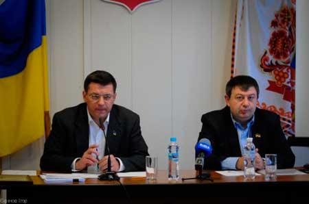 Журналісти порахували гроші Одарича та Радуцького