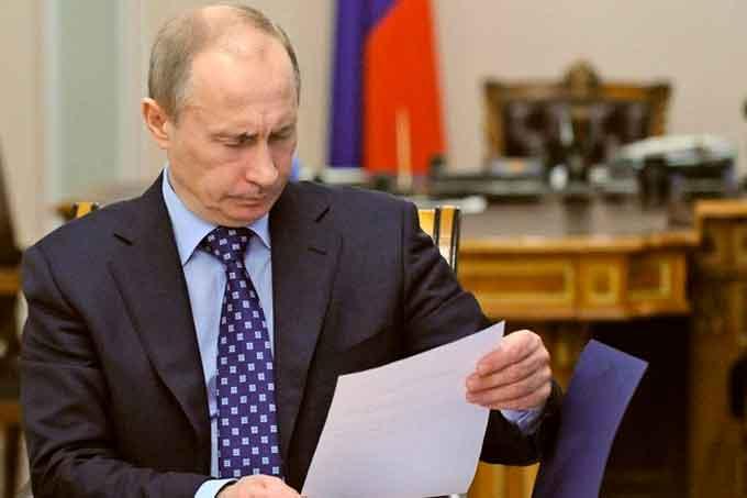 Черкаський ветеран написав листа Путіну