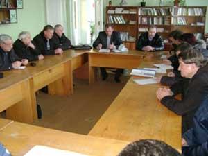 Стан розвитку футболу обговорювали у Кам'янському районі